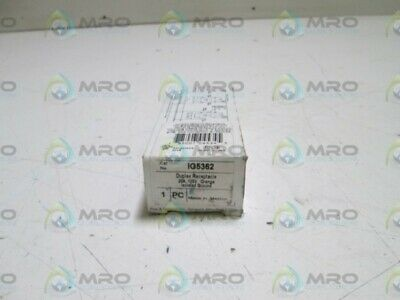 Pass & Seymour Duplex Receptacle Ig5362 * New In Box *