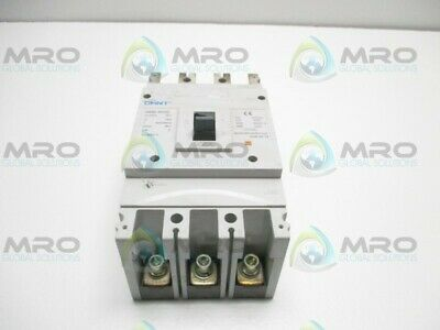 Chint Nm6-400S Circuit Breaker 400A (As Pictured) * Used *
