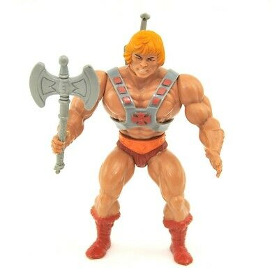 He-Man 1981 Masters of the Universe Vintage Action Figure Rare Heman MOTU