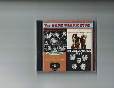 The Dave Clark Five - Complete History Vol. 4 new & sealed