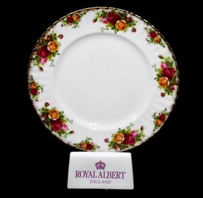 Vintage Royal Albert Old Country roses large dinner plate