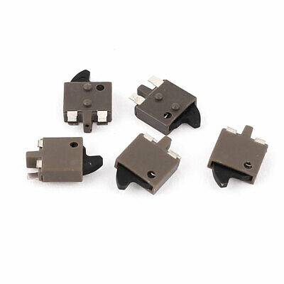 10pcs KW7-0 AC125V//250V 15A Momentary NO//NC SPDT Push Button Micro Limit Switch