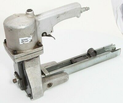 Needs Repair BOSTITCH BOXLOK D16-2AD Pneumatic Air Powered Box Closer Stapler