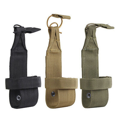 Tactical Hiking Camping Molle Water Bottle Holder Belt Carrier Pouch Bag Healthy