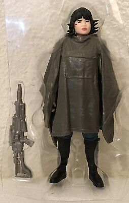 Star Wars the Last Jedi Battle on Crait Rose (crait defense) poncho force link