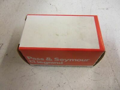 Lot Of 2 Pass & Seymour 1221-I Manual Controller *New In Box*