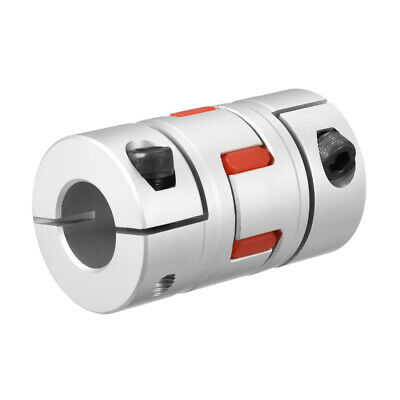 Shaft Coupling 19mm to 19mm Bore L66xD40 Flexible Coupler Joint for Servo Motor