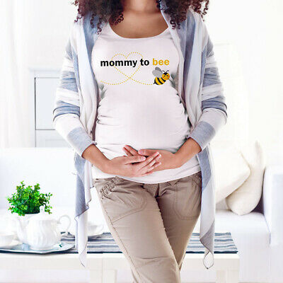 2955f3675 Maternity Maternity Prangry Funny T shirts Announce Pregnancy Im Pregnant  Cute Baby Bump T Tops