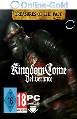 Kingdom Come Deliverance - Treasures of the Past - PC STEAM DLC Game Code NEU EU