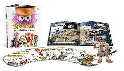 FRAGGLE ROCK New Sealed 2019 COMPLETE SERIES COLLECTION 12 BLU RAY BOXSET