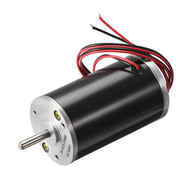 Small DC Motor 24V High Speed 6400 RPM High Torque Motor for DIY Toy Cars