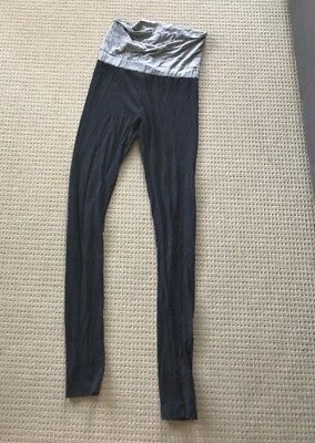 black maternity tights, Size m (2 pairs)