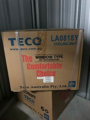 Air Conditioner - TECO Window Type.
