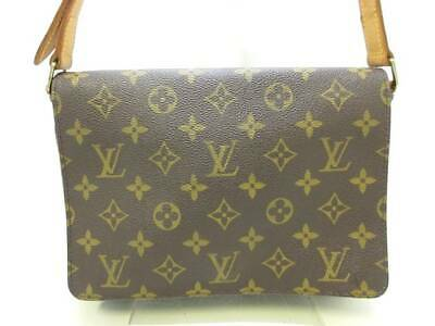 c1437356ad33 Auth LOUIS VUITTON Musette Tango Short Strap M51257 Monogram SR0070  Shoulder Bag