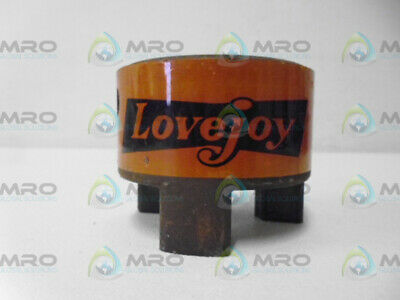 Lovejoy L-100 Jaw Coupling .4375 *New No Box*