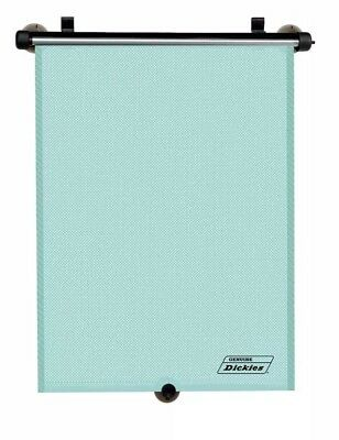 Genuine Dickies Mint Green-Automotive Accessories X 2 Mesh Roller Window Shades