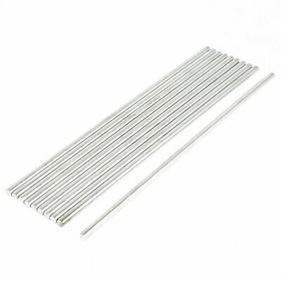 20PCS 170mm x 2mm Stainless Steel Round Rod Axle Bars for RC Toys M4L7