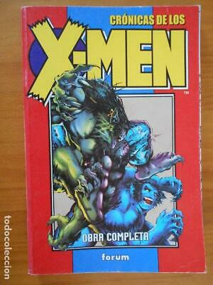 Cronicas De Los X-Men Completa - Forum (Bt)