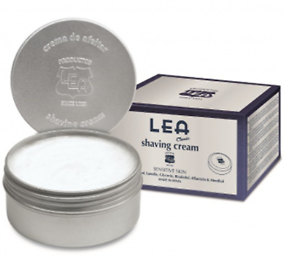 LEA Classic Shaving Cream Tub 150g
