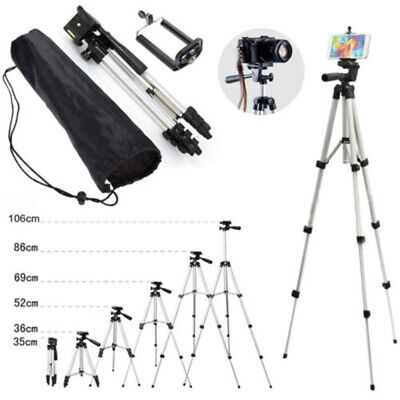 Pro Camera Tripod Stand With Ball Head And Digital SLR Camera Canon Nikon CSW