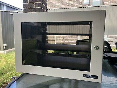 Wall Mount Rack Cabinet for Networking and Comms - 450mm Deep