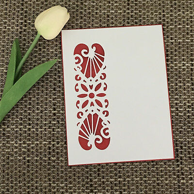 lace Design Metal Cutting Dies For DIY Scrapbooking Card Paper Album D GN