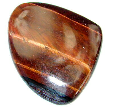 Natural Amazing golden tigers's eye 50.5ct loose stone from SilverRush Style