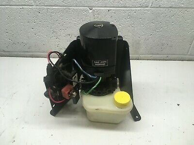 P2 Mercruiser TILT and TRIM PUMP AND MOTOR SAE J1171 MARINE COMPLETE