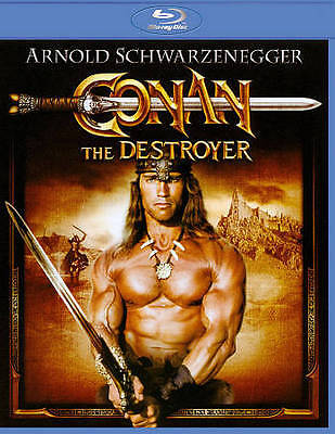 Conan the Destroyer (Blu-ray Disc, 2011)