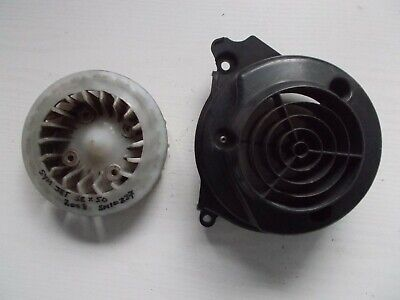 SYM Jet 50 Sport X 2004 Plastic Cooling Fan and Cover