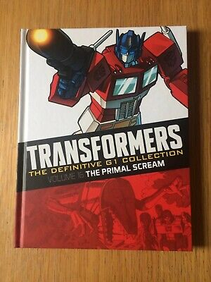 Transformers The Definitive G1 Collection - Volume 16 - The Primal Scream