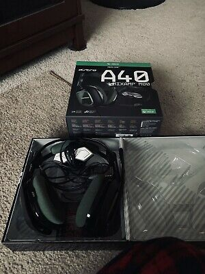 Astro Gaming A40 Wired Stereo Gaming Headset for Xbox One and PC with MIXAMP M80
