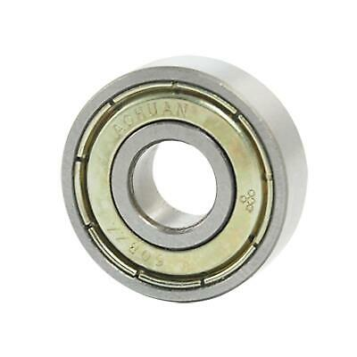 2pc S627-2RSc Stainless Hybrid Ball Bearing Bearings S627RS 7*22*7 7x22x7 mm