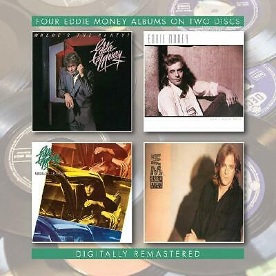 Eddie Money - Where's the Party?/Can't Hold Back/Nothing to Lose+ (2019) 2CD NEW