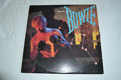 David Bowie Lets Dance LP 1983 EMI SO-17093