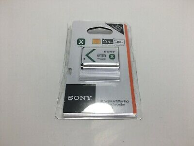 Genuine Original NP-BX1 Battery For Sony HDR-AS15 AS10 RX100 RX1 HX300 WX300