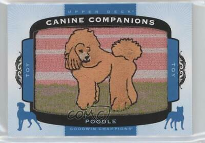Other Sports Trading Cards 2017 Upper Deck Goodwin Champions Canine Companions #CC37 Vizsla MultiSport Card