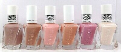 ESSIE GEL COUTURE Nail Polish 0.46oz - SHEER SILHOUETTE Collection ...