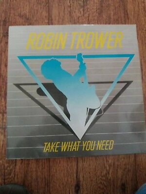 Take What You Need - Robin Trower vinyl LP   ATLANTIC