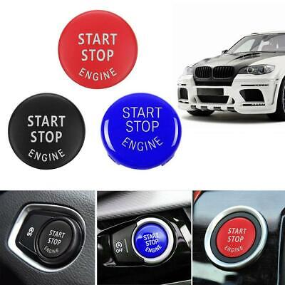 22mm Car Start Stop Engine Button Switch Cover for BMW X5 E70 X6 E71 3Series E90