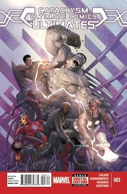 Cataclysm The Ultimates #3 Ultimate Comics