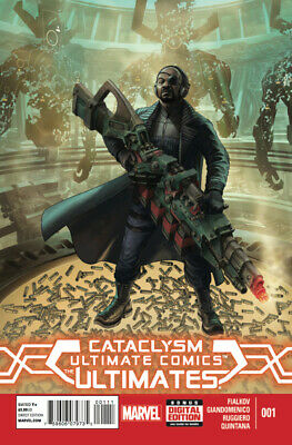 Cataclysm The Ultimates #1 Ultimate Comics
