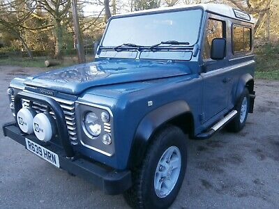land rover defender county 1997