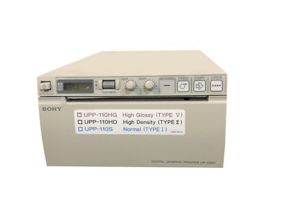 Up-D897 Sony Digital Graphic Printer