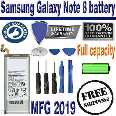 Replacement Battery For Samsung Galaxy Note 8  3300mAh With Free Tools