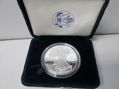 2002 American Eagle PROOF Silver Dollar