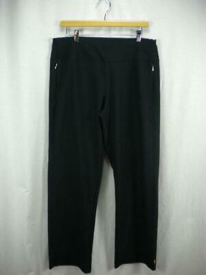 Size L NWTs Lucy Activewear Shine Strong Low Slung Woven Short $55 Lucy Black