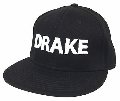 1b5f9af9399 Drake Nothing Was The Same Embroidered Black Baseball Hat Cap New Official