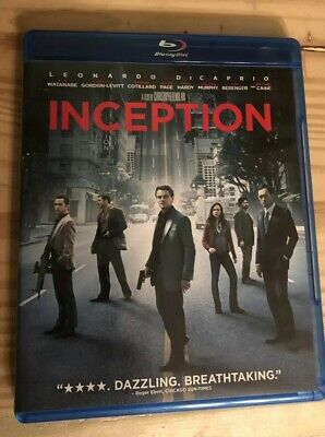 Inception (Blu-ray Disc)