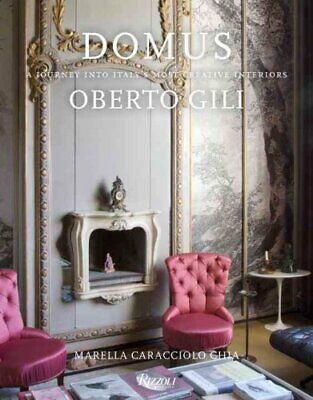 Domus A Journey Into Italy's Most Creative Interiors 9780847849277